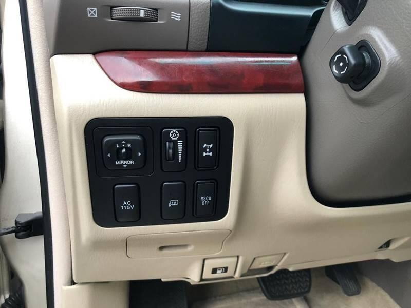 Lexus GX 470 2008 price $11,497