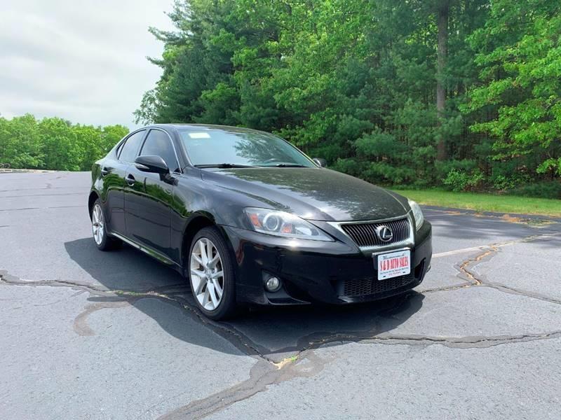 Lexus IS 250 2013 price $14,997