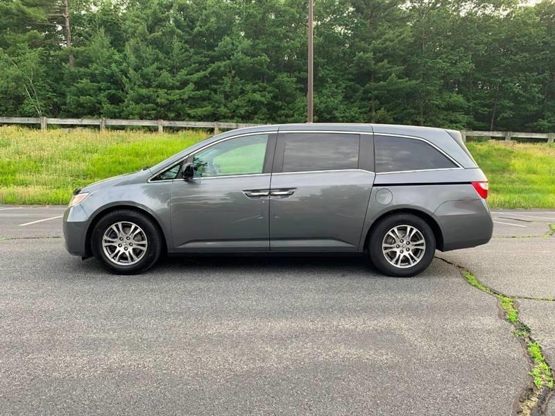 Honda Odyssey 2011 price $8,497