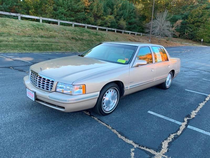 Cadillac DeVille 1997 price $9,997