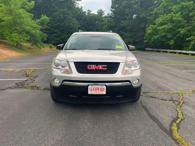 GMC Acadia 2012 price $7,497