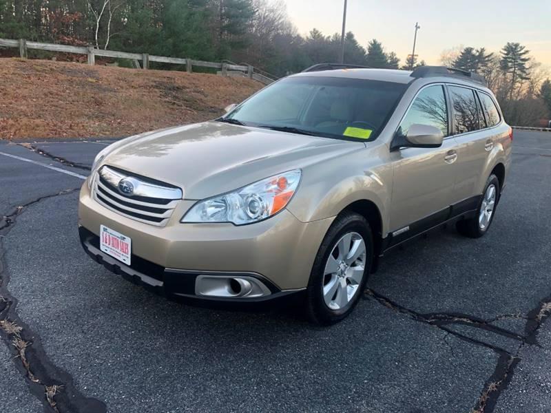 Subaru Outback 2010 price $8,297