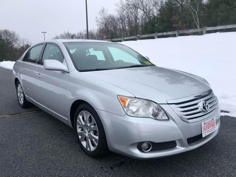 Toyota Avalon 2008 price $8,997