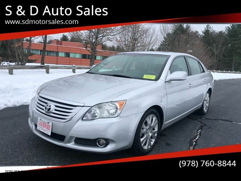 Toyota Avalon 2008 price $8,997