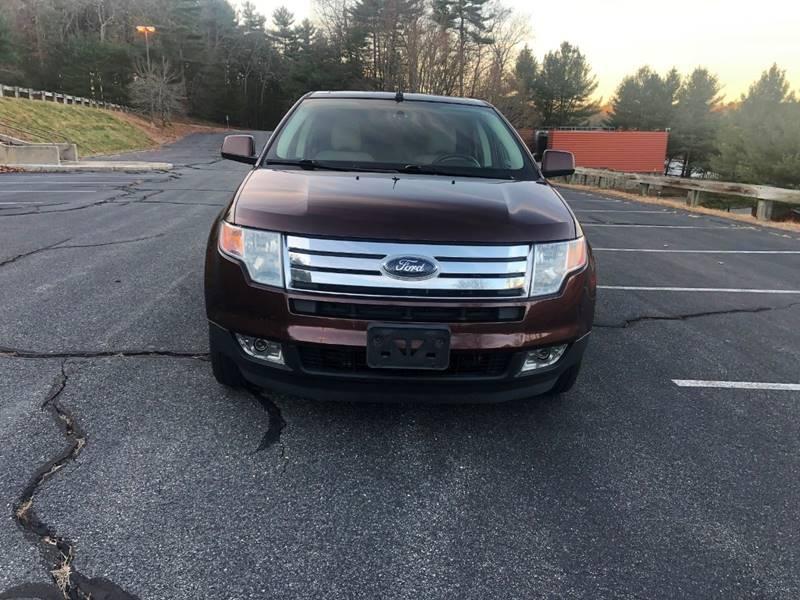 Ford Edge 2010 price $6,497