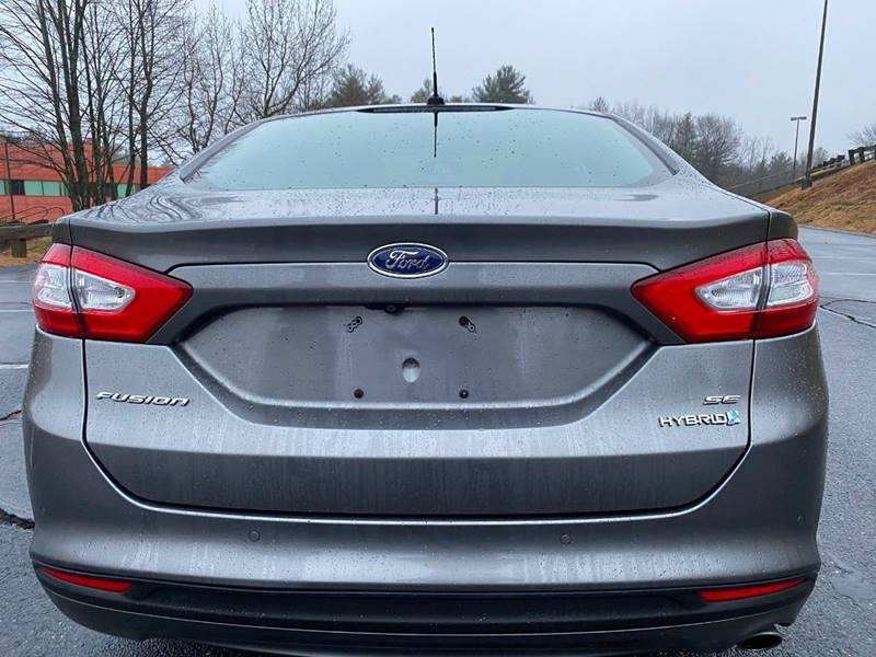 Ford Fusion Hybrid 2013 price $7,997
