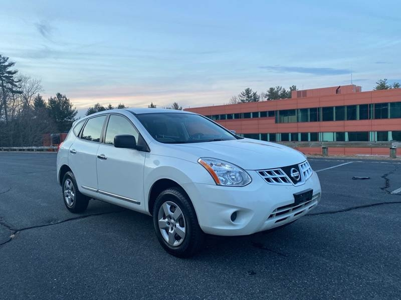Nissan Rogue 2011 price $6,297