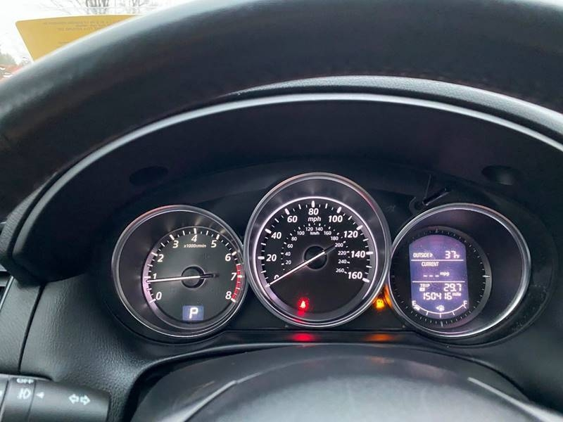 Mazda CX-5 2013 price $7,197