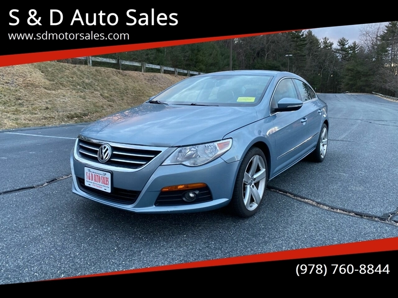 Volkswagen CC 2012 price $7,797
