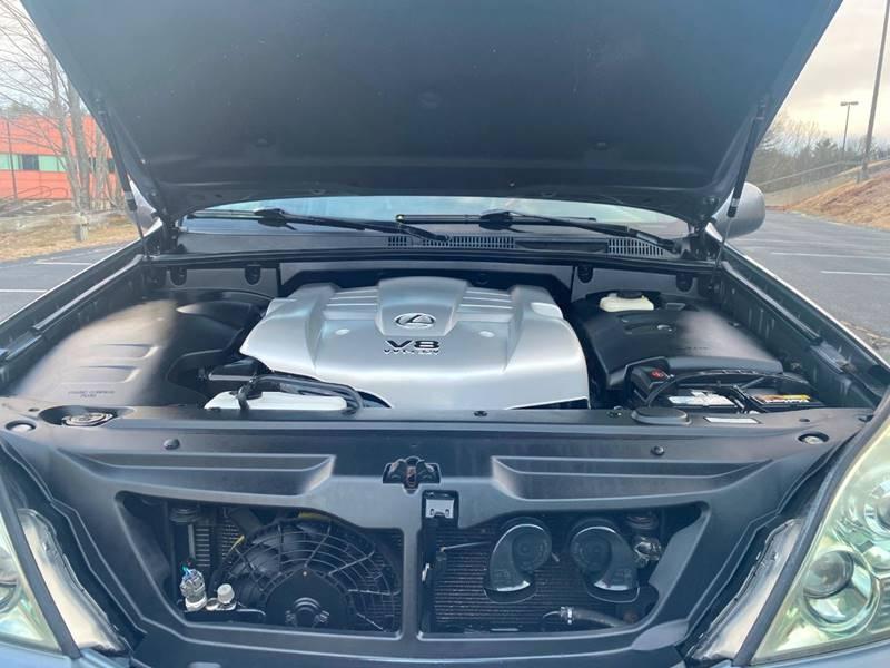 Lexus GX 470 2007 price $12,497
