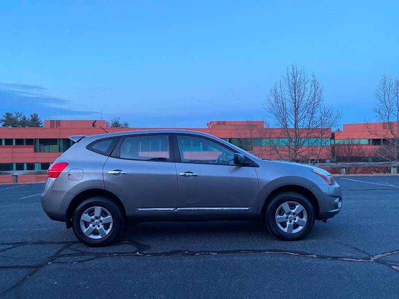 Nissan Rogue Select 2014 price $7,997