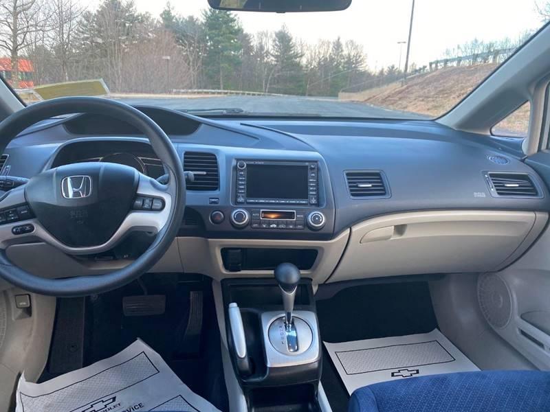 Honda Civic 2008 price $4,997