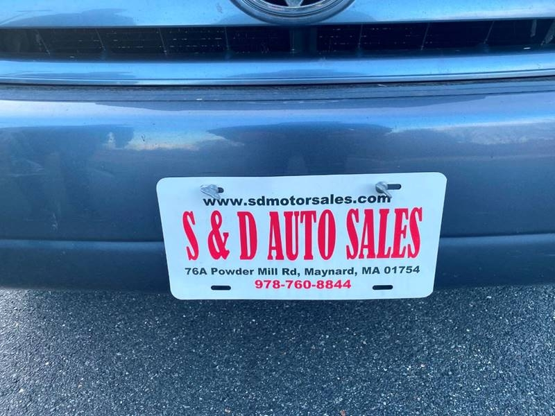 Toyota Highlander 2005 price $3,797