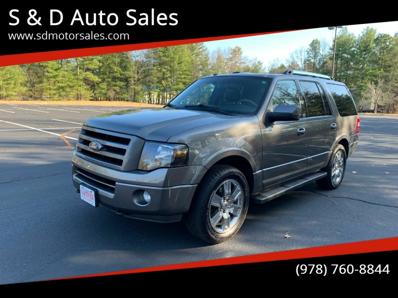 Ford Expedition 2010 price $9,497