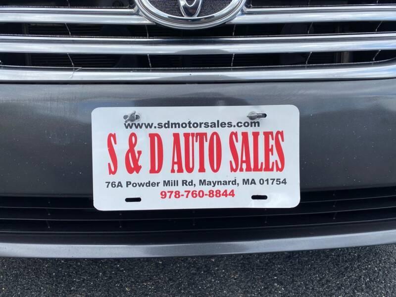 Toyota Avalon 2011 price $8,997