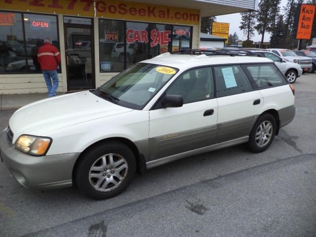 2003 Subaru Legacy Wagon 5dr Outback Auto Premium Pkg Inventory