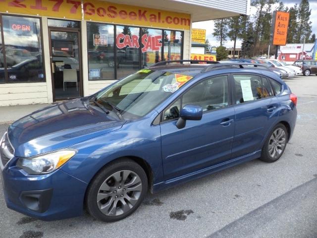 2013 Subaru Impreza Wagon 5dr Auto 20i Sport Limited Inventory
