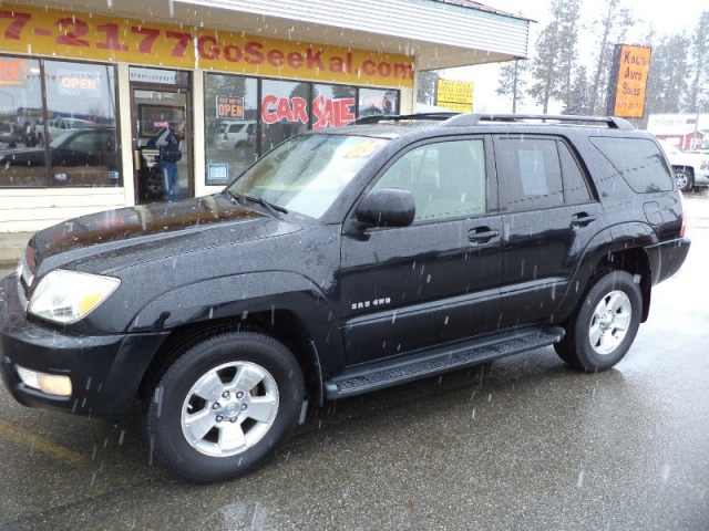 2005 Toyota 4runner 4dr Sr5 V8 Auto 4wd Inventory Kal S Auto