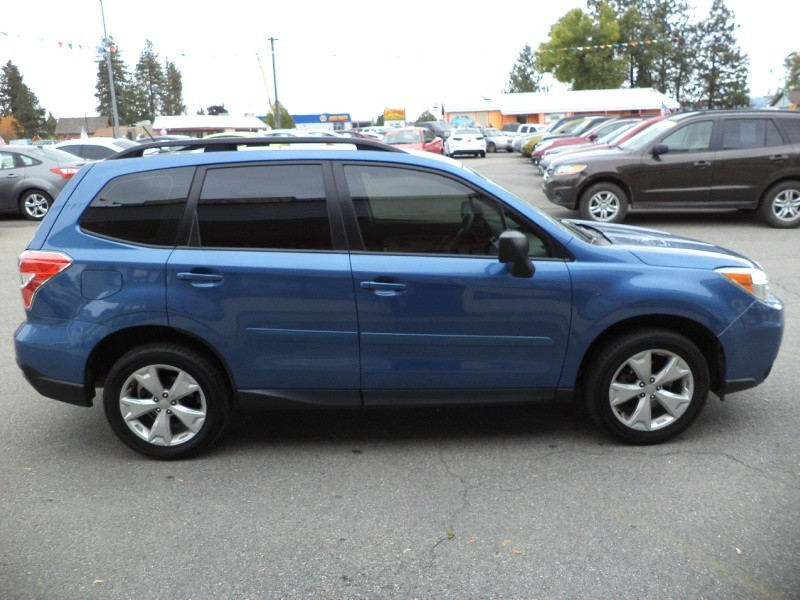 Subaru Forester 2015 price $14,995