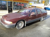Oldsmobile Custom Cruiser 1992