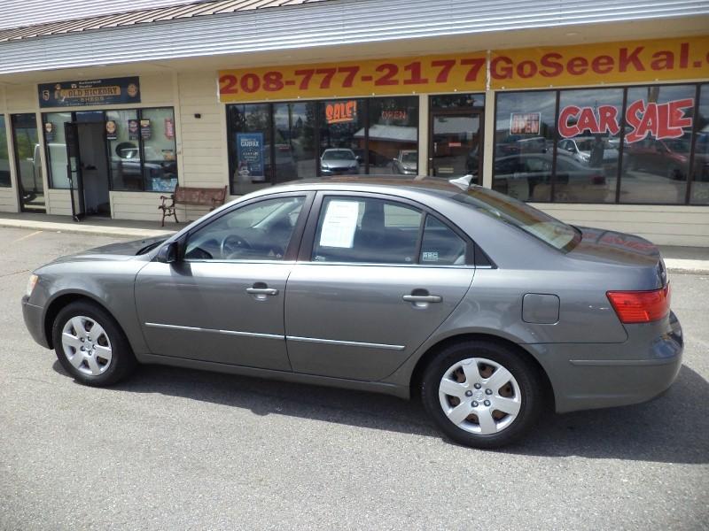 Hyundai Sonata 2009 price $6,980
