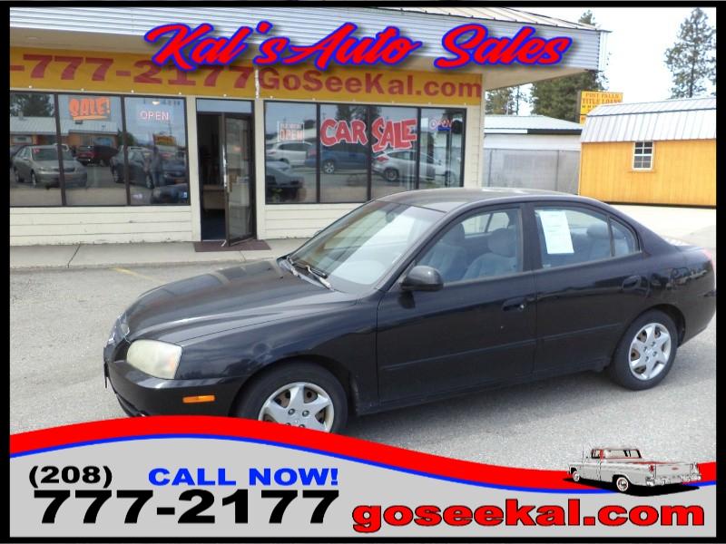 Hyundai Elantra 2006 price $2,750