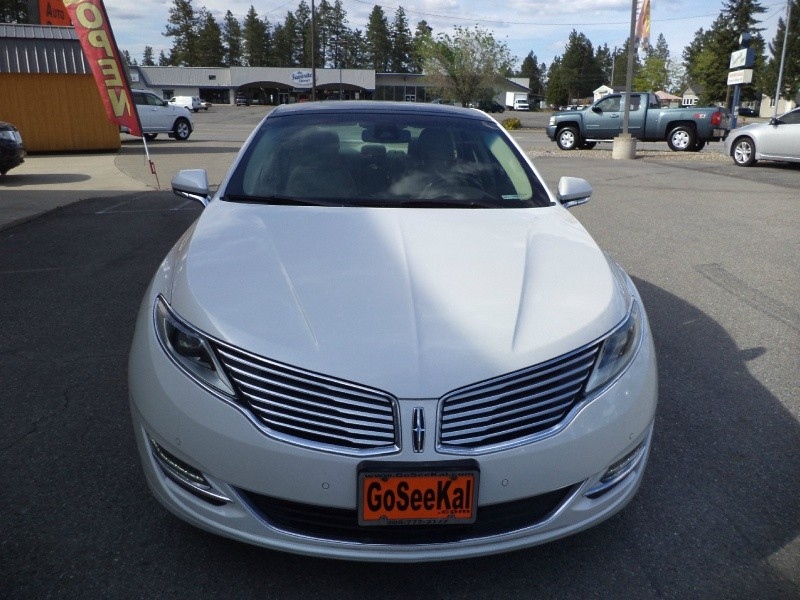 Lincoln MKZ 2013 price $15,995