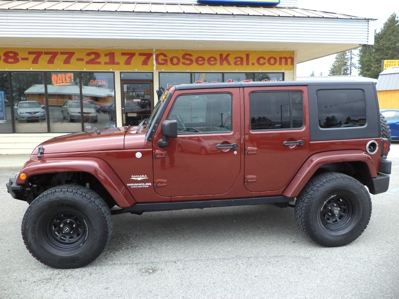 Jeep Wrangler Unlimited 2010 price $21,980