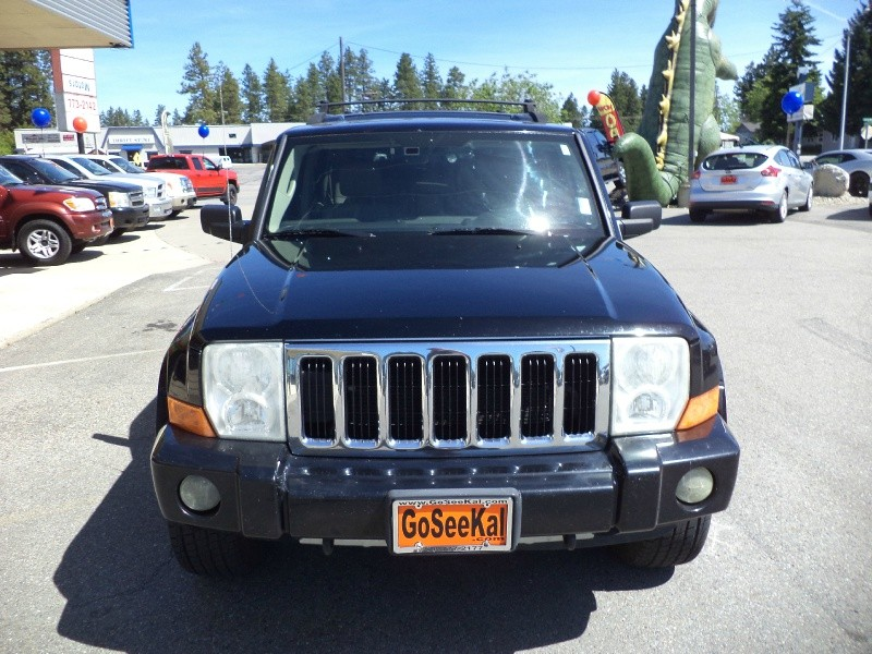 2006 Jeep Commander 4dr Limited