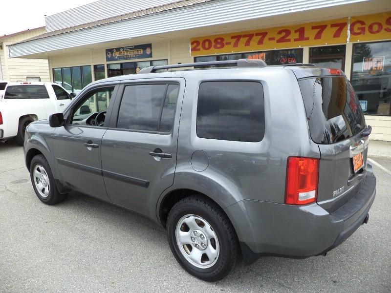 Honda Pilot 2011 price $10,980