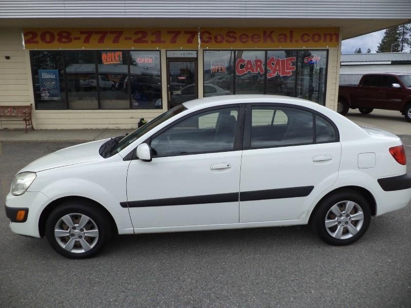 Kia Rio 2007 price $3,995