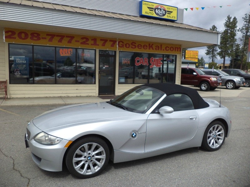 BMW Z4 2006 price $12,995
