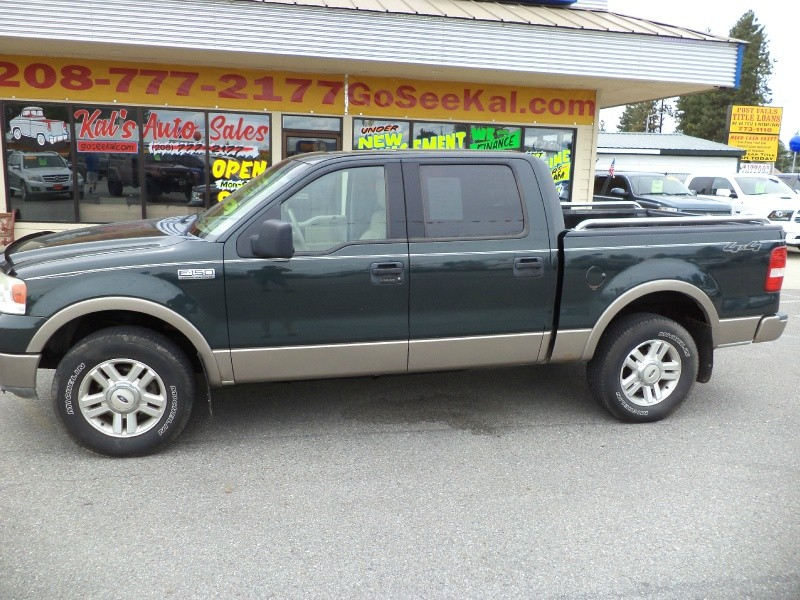 Ford F-150 2004 price $9,980