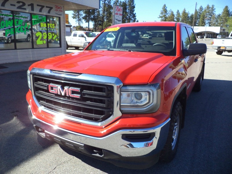 GMC Sierra 1500 2016 price $20,995
