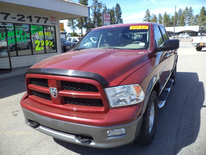 RAM 1500 2012 price $16,995