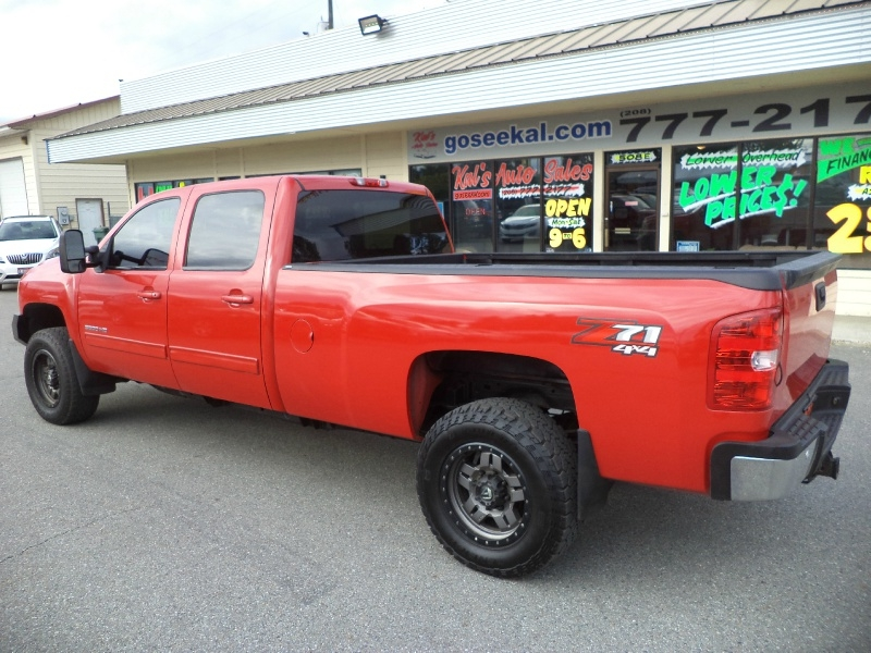 Chevrolet Silverado 3500HD 2012 price $16,820