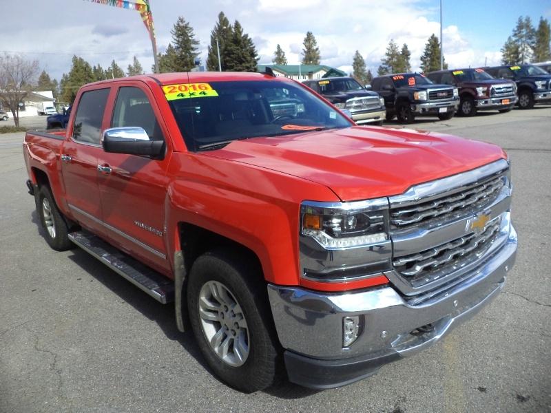 Chevrolet Silverado 1500 2016 price $27,995