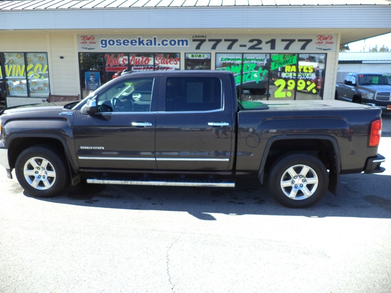 GMC Sierra 1500 2015 price $23,995