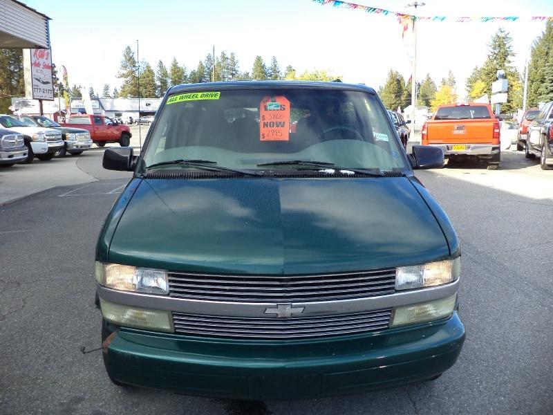 Chevrolet AWD Astro Passenger 1998 price $2,995
