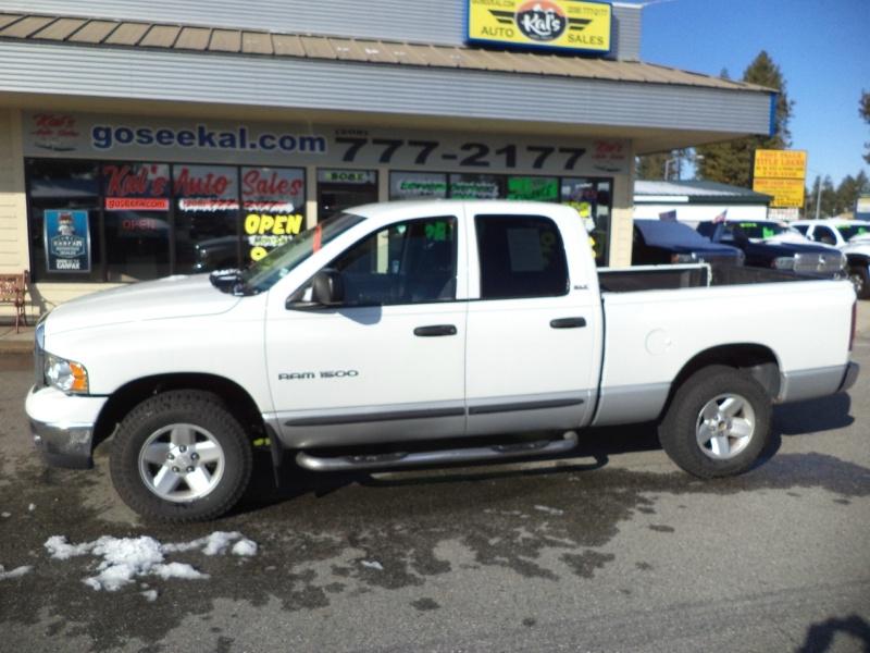 Dodge Ram 1500 2002 price $5,995