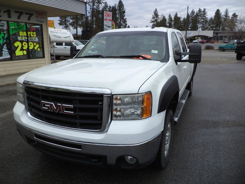 GMC Sierra 2500HD 2010 price $21,995