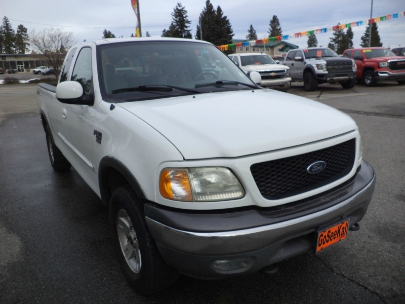 Ford SuperCab 4WD Pickup 2003 price $4,995