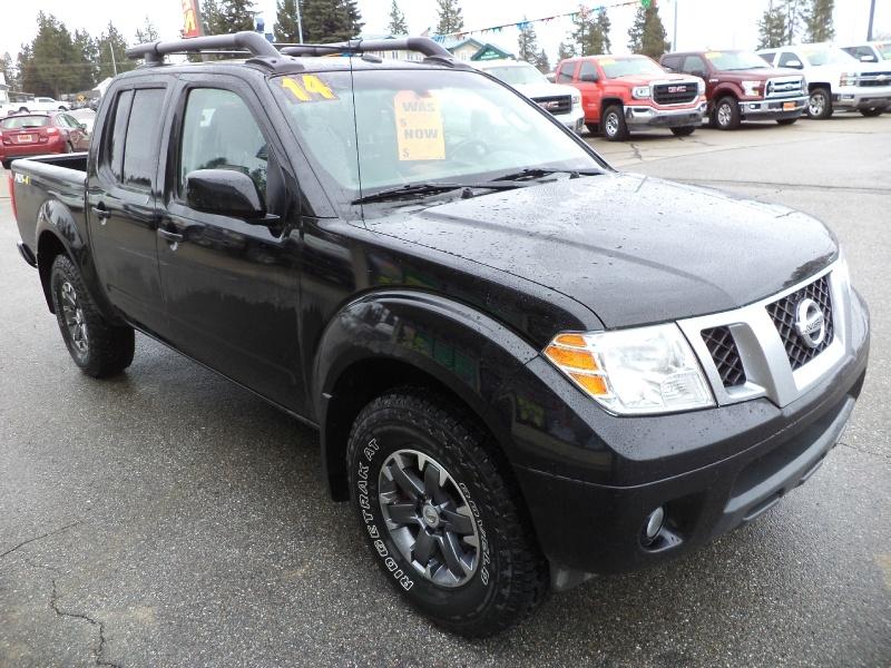 Nissan Frontier 2014 price $20,995