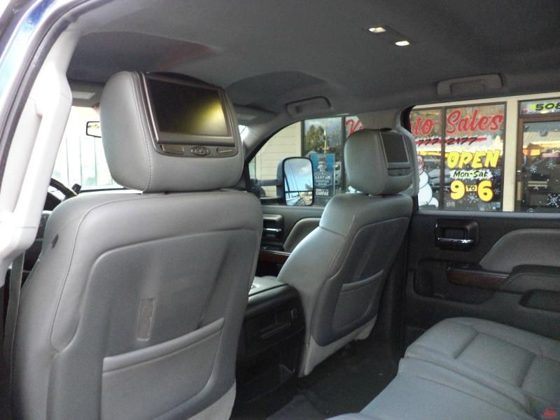 GMC Sierra 2500HD 2015 price $36,995