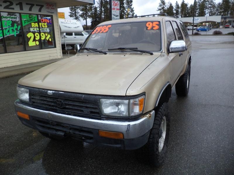 Toyota 4Runner 1995 price $3,750