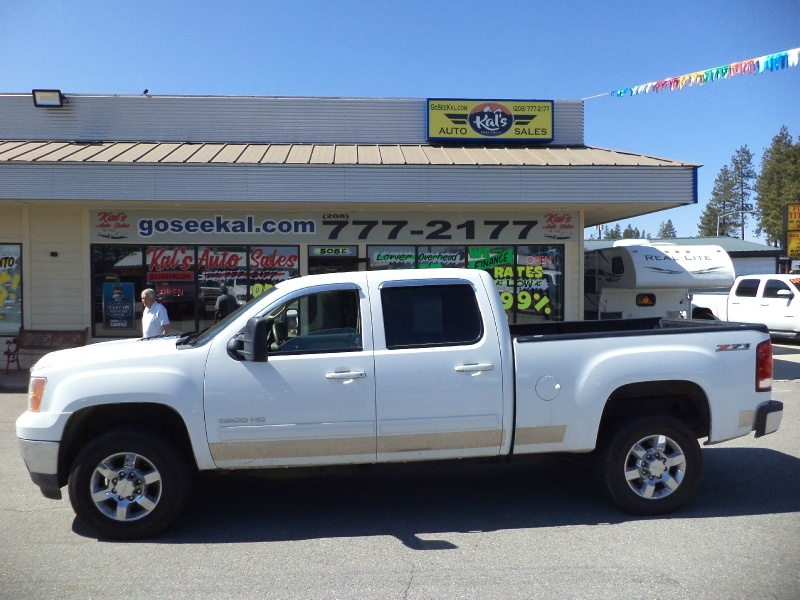 GMC Sierra 2500HD 2014 price $29,820