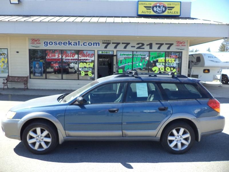 Subaru Legacy Wagon 2006 price $4,820