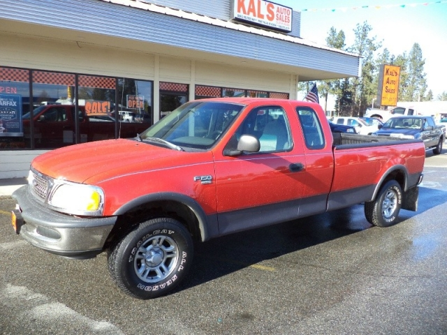 Ford F Wd Longbed