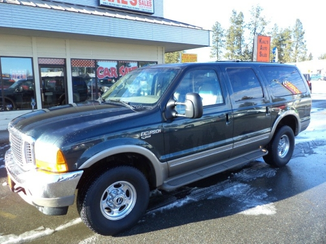 2001 Ford Excursion 7.3 Powerstroke Diesel Limited 4WD - Inventory ...