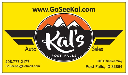 Coeur D Alene Honda >> Kal's Auto Sales | Auto dealership in Post Falls, Kal\'s Auto Sales | Auto dealership in Post ...